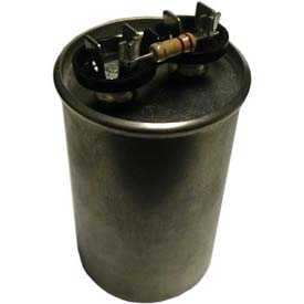 Howard Lighting, Round Oil Capacitor, 24 Microfarad, 480V