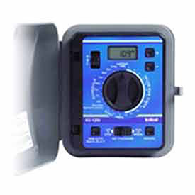 Irritrol RD600-EXT 6-Station Rain Dial Outdoor Controller Remote-Ready Timer by