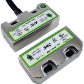 Buy IDEM 139007 SMC Coded Non Contact Switch W/LED, 10M, 2NC 1NO Package Count 2