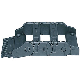 IGUS 2070-12PZB+ Energy Chain Mounting Bracket Set , Medium, 3.66 In / 93mm Outside Width