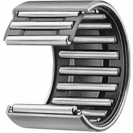 "IKO Shell Type Needle Roller Bearing INCH, 2"" Bore, 2-3/8 OD, 1.750"" Width by"