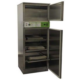 """Imperial Surgical Warming Cabinet with Solid Door, 29""""W x 28""""D x 74""""H, 18.1 Cu. Ft. Capacity"""