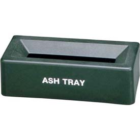 Impact® Wall Ashtray - Black, 1000 - Pkg Qty 4