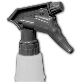 Impact Smazer Chemical Resistant Trigger Sprayer Gray, 4950 Package Count 100 by