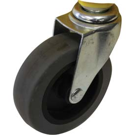 """Impact 3"""" Replacement Quiet Casters, Gray 8YC Package Count 24 by"""