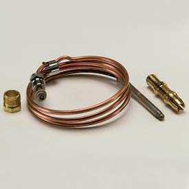 """Snap-Fit Thermocouples, 18"""" Long - Pkg Qty 10"""