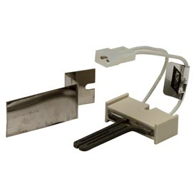 """Hot Surface Furnace Ignitor w/ Mounting Adaptors, 4-1/2"""" Lead Wire Length"""
