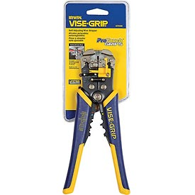 """8"""" Self-Adjusting Wire Stripper w/ProTouch Grips"""