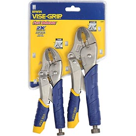 IRWIN® VISE-GRIP® 214T Fast Release™ 2 Pc. Set (7WR, 10WR)