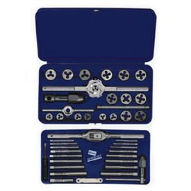 Click here to buy 41 Pc. Metric Tap & Hex Die Set.