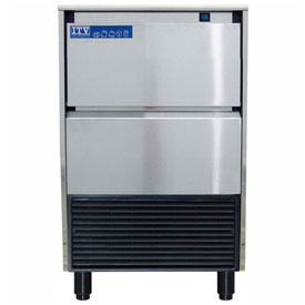 ITV ALFA NG 135 A Undercounter Ice Machine, Full Cube Style, Produces Up To 130 Lbs. Per... by