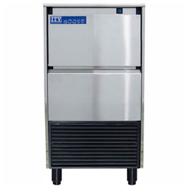 ITV ALFA NG 75 A Undercounter Ice Machine, Full Cube Style, Produces Up To 65 Lbs. Per Day by