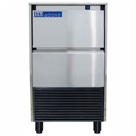 ITV GALA NG 95 A Undercounter Ice Machine, Gourmet Style, Produces Up To 90 Lbs. Per Day by