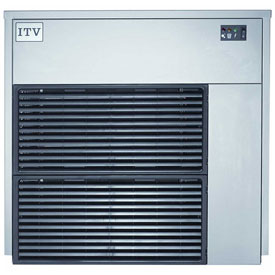 ITV IQ 900 A Modular Ice Machine, Flake Style, Produces Up To 980 Lbs. Per Day by