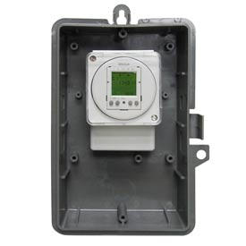 Intermatic GMX2FM2D50I-120 2-Channel Electron 24-Hr/7-Day TimeSwitch, NEMA1 Indoor/Plastic, 6A,120V