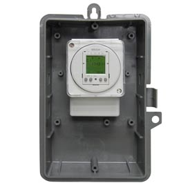 Intermatic GMXFM1D50-I-120 Electronic 24-Hour/7-Day Time Switch, NEMA1 Indoor Plastic Encl, 6A,120V