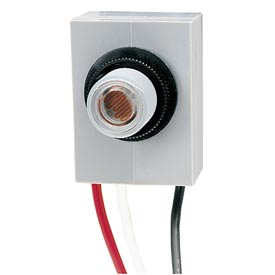 "Intermatic K4035 7200 Watt ""T"" Fixed Postion Mounting Photo Control, 480V, 50/60 Hz."