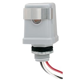 "Intermatic K4123C 3100-4150 Watt ""T"" Stem Mounting Photo Control, 208-277V, 50/60 Hz."
