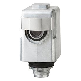 "Intermatic K4421M 1800 Watt ""T"" Die Cast Metal Housing Stem Mtg. Photo Control, 120V, 50/60 Hz."