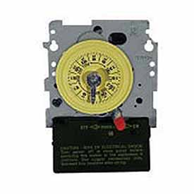 Intermatic T101M 24 Hour Mechanical Time Switch Mechanism, 125V, SPST