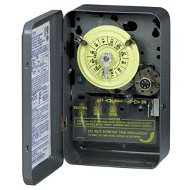 Intermatic T171M Mechanism For 24 Hour Dial Time Switch, 125V, SPST
