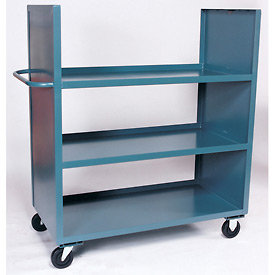 Jamco 2 Sided Solid Truck DC236 with 3 Shelves 24 x 36