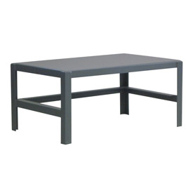 Low Profile Machine Table - 18 x 36
