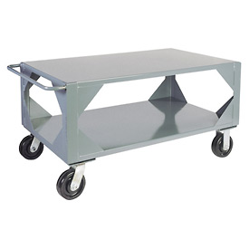 Jamco Mill Duty Mobile Table LM360 - 30 x 60