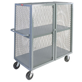 Jamco 2 Shelf Mesh Truck VB472 - 36 x 72
