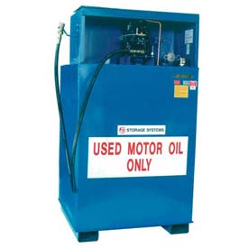 Lube Service Used Oil Storage Systems John Dow Used
