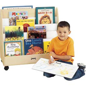 Jonti-Craft® Mobile Pick-a-Book Stand - 1 Sided
