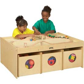 Jonti-Craft® Activity Table with 6 Bins