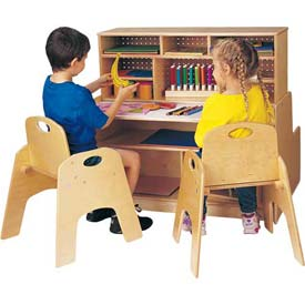 Jonti-Craft® Script-n-Skills Station - Mini