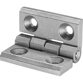 J.W. Winco Hinge - Stainless Steel 2.36 x 2.36 Inches