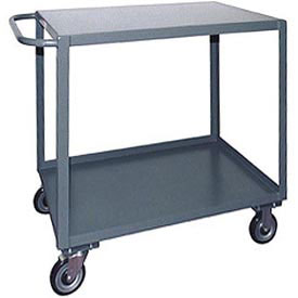 Jamco Reinforced Service Cart SE372 2400 Lb. Capacity 30 x 72