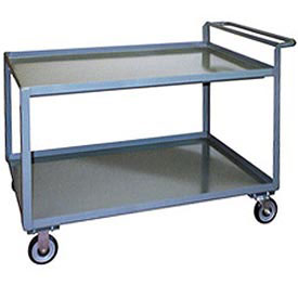 Jamco High Handle Service Cart SG272 1200 Lb. Capacity 24 x 72