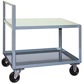 Jamco Straight Handle Low Profile Cart SH348 1200 Lb. Capacity 30 x 48