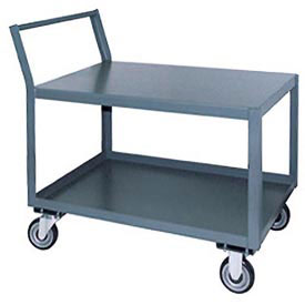Jamco Offset Handle Low Profile Cart SL272 1200 Lb. Capacity 24 x 72