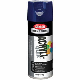 Krylon (5-Ball) Interior-Exterior Paint Regal Blue - K01901A07 - Pkg Qty 6