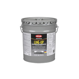Krylon Industrial Line-Up SB Pavement Striping Paint Parking Lot White