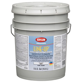 Krylon Industrial Line-Up Concentrate Athletic Field Mkg Paint Brt Wht Base