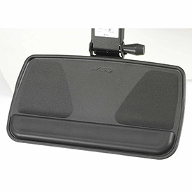 Buy RightAngle MFP21/B Myriad Keyboard & Mouse Tray with FastAction Precision Arm, Black