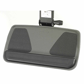 Buy RightAngle MFP21/G Myriad Keyboard & Mouse Tray with FastAction Precision Arm, Graphite