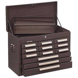 "Kennedy® 2812B 28"" 12-Drawer Mechanics Chest - Brown"