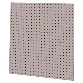 "Kennedy Manufacturing, 50002UGY, 2-Panel Square Hole Toolboard Set 36""H x 18""W - Gray"