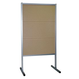 Kennedy Manufacturing 50068TX 3-Panel Double-Sided Toolboard Stand - Tan