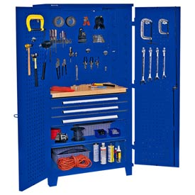 Kennedy® 50301BL Mini Workshop Cabinet - Classic Blue