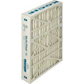 "Koch™ Filter 102-718-005 Multi-Pleat Hw Replacement For Honeywell Merv 8 16""W x 25""H x 5""D - Pkg Qty 3"