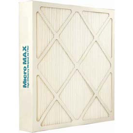 "Koch™ Filter 120-732-001 60-65% No Hdr Micromax Ext Surface Galv. Mtl. Frame 24""W x 24""H x 4""D - Pkg Qty 3"