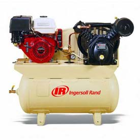 Air compressors accessories gas powered air for Ingersoll rand air compressor electric motor